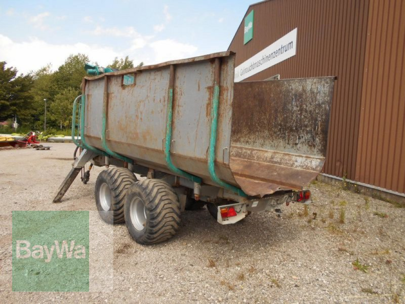 Rückewagen & Rückeanhänger des Typs Pfanzelt PROFI 1272 ECO, Gebrauchtmaschine in Mindelheim (Bild 8)