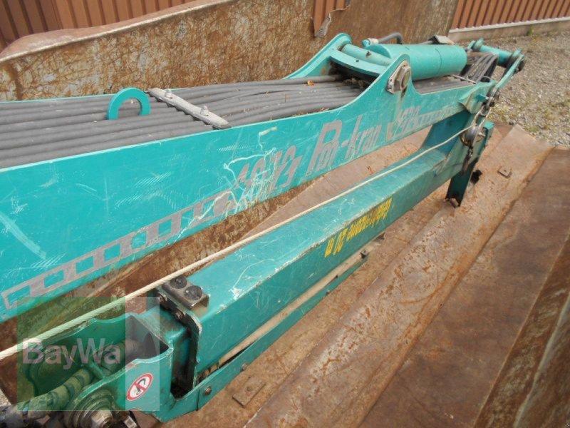 Rückewagen & Rückeanhänger des Typs Pfanzelt PROFI 1272 ECO, Gebrauchtmaschine in Mindelheim (Bild 13)