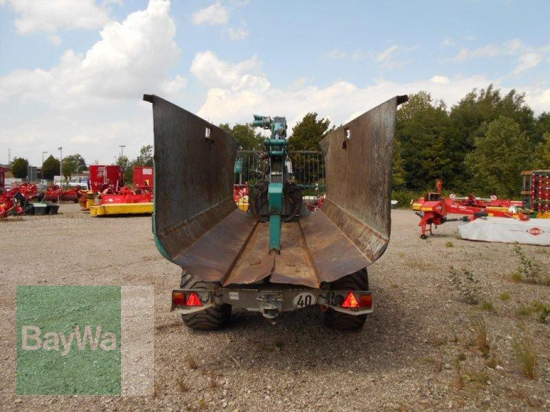 Rückewagen & Rückeanhänger des Typs Pfanzelt PROFI 1272 ECO, Gebrauchtmaschine in Mindelheim (Bild 7)