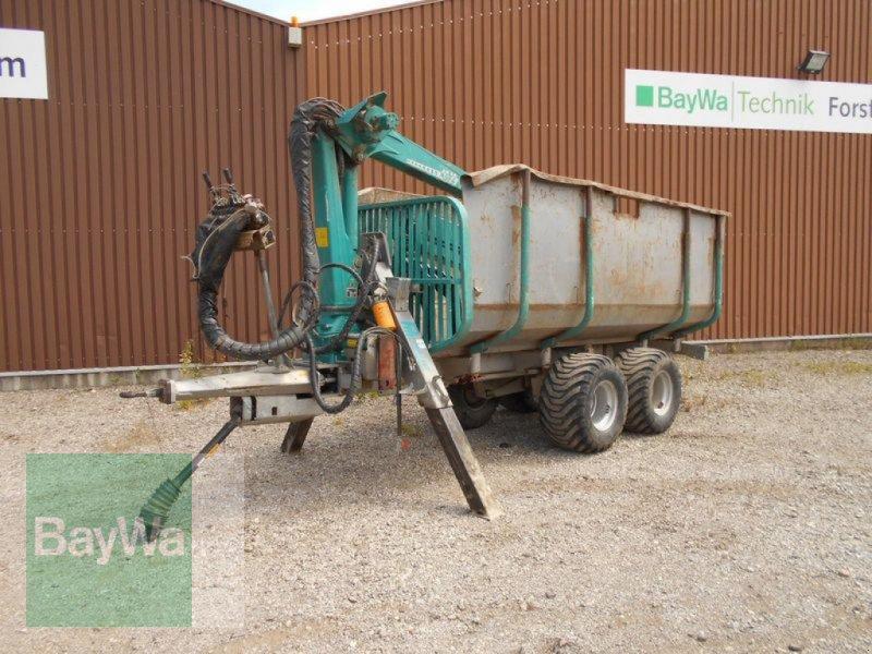 Rückewagen & Rückeanhänger des Typs Pfanzelt PROFI 1272 ECO, Gebrauchtmaschine in Mindelheim (Bild 1)