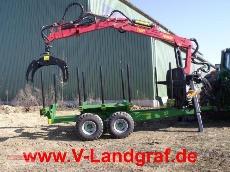 Rückewagen & Rückeanhänger des Typs PRONAR T 644/1, Neumaschine in Ostheim/Rhön (Bild 1)