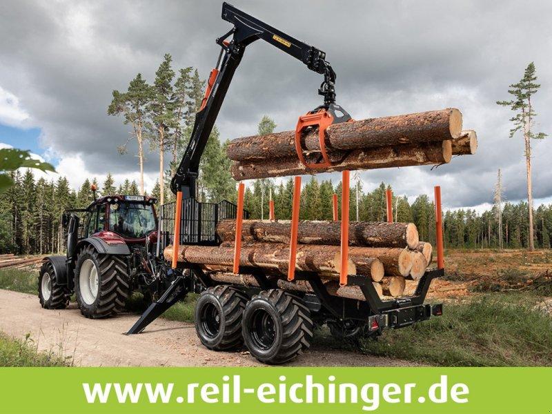 Rückewagen & Rückeanhänger des Typs Reil & Eichinger BMF 18T1/1000 PRO, Neumaschine in Nittenau (Bild 1)