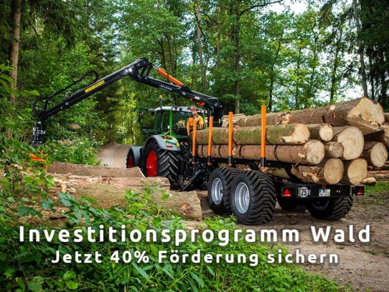 Rückewagen & Rückeanhänger des Typs Reil & Eichinger BMF, Neumaschine in Nittenau (Bild 1)