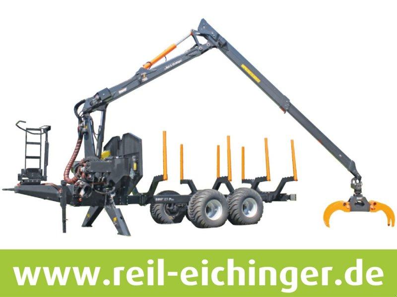 Rückewagen & Rückeanhänger des Typs Reil & Eichinger BMF11T1/750 PRO, Neumaschine in Nittenau (Bild 1)