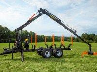 Reil & Eichinger BMF16T1/905 PRO Lesnícke približovacie vozy a prívesy