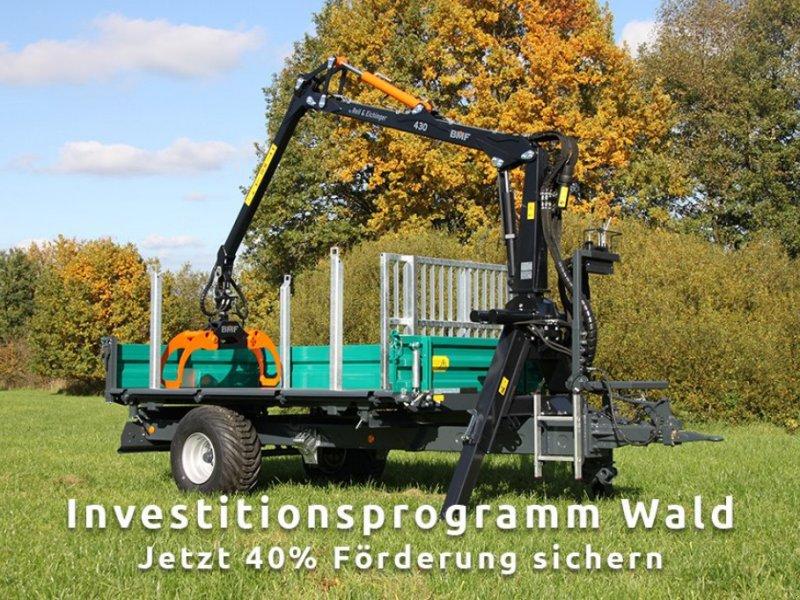 Rückewagen & Rückeanhänger des Typs Reil & Eichinger EDK, Neumaschine in Nittenau (Bild 1)