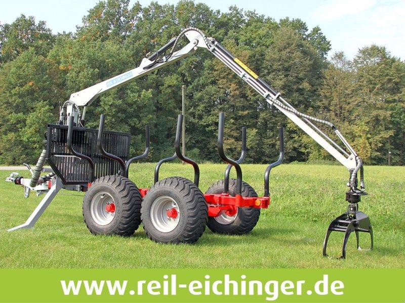Rückewagen & Rückeanhänger des Typs Reil & Eichinger RE 2/4000 PLUS, Neumaschine in Nittenau (Bild 1)