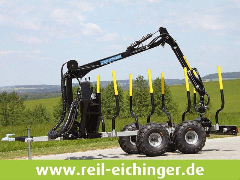 Rückewagen & Rückeanhänger des Typs Reil & Eichinger RE 2/4000, Neumaschine in Nittenau (Bild 1)