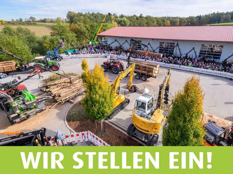 Rückewagen & Rückeanhänger des Typs Reil & Eichinger Vertriebsmitarbeiter (m/w/d), Neumaschine in Nittenau (Bild 1)