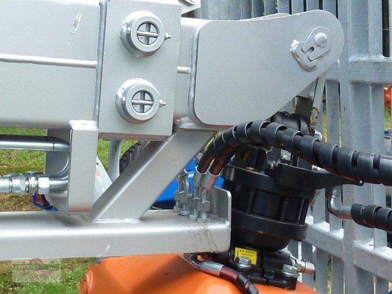 Rückewagen & Rückeanhänger des Typs Scandic 10D/72 PRO, Neumaschine in Neuenkirchen (Bild 9)