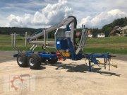 Scandic Scandic ST-8 10,5t 7,9m Kran 550kg Druckluft Sofort verfügbar Трелевочные прицепы