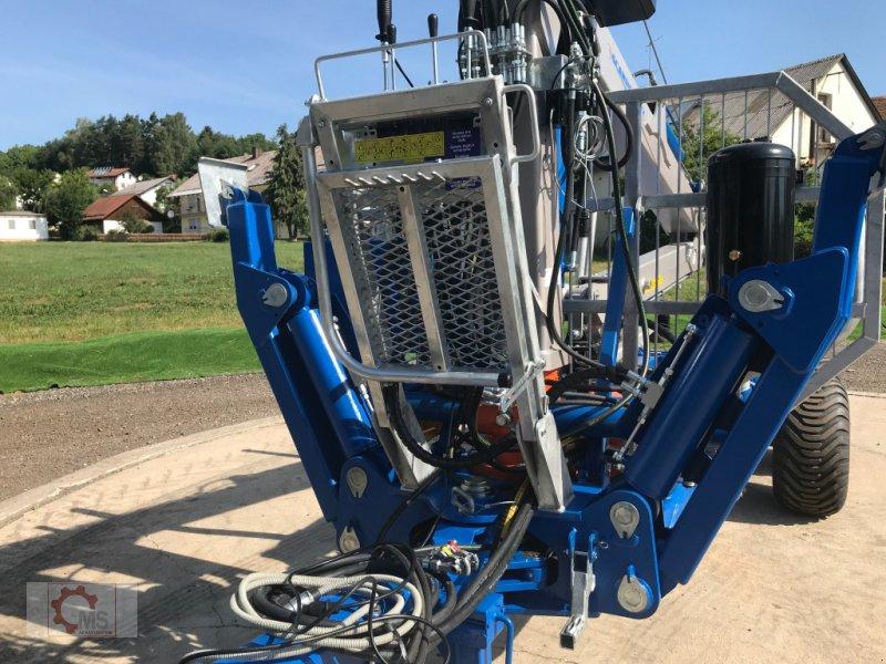Rückewagen & Rückeanhänger des Typs Scandic ST-10D 13t 7,9m 850kg Hubkraft Druckluft Winde sofort verfügbar, Neumaschine in Tiefenbach (Bild 20)