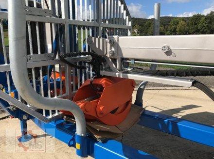 Rückewagen & Rückeanhänger des Typs Scandic ST-10D 13t 7,9m Kran 850kg Hubkraft Druckluft, Neumaschine in Tiefenbach (Bild 6)