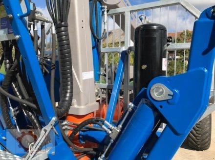 Rückewagen & Rückeanhänger des Typs Scandic ST-10D 13t 7,9m Kran 850kg Hubkraft Druckluft, Neumaschine in Tiefenbach (Bild 16)
