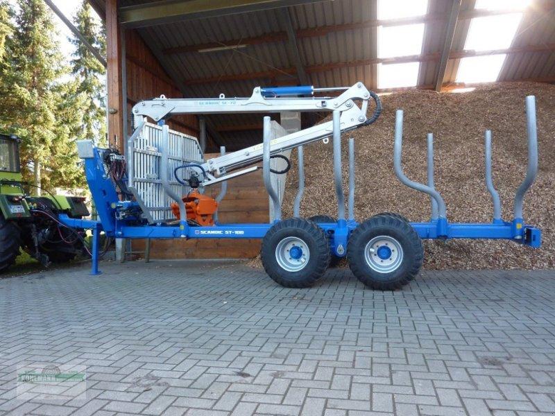 Rückewagen & Rückeanhänger des Typs Scandic ST 10D/72, Neumaschine in Neuenkirchen (Bild 2)