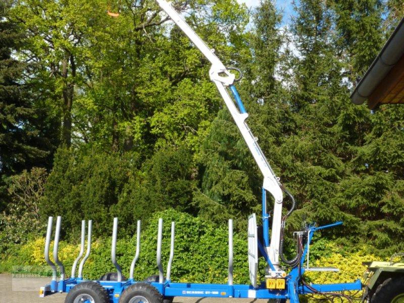 Rückewagen & Rückeanhänger des Typs Scandic ST 10D/72, Neumaschine in Neuenkirchen (Bild 5)