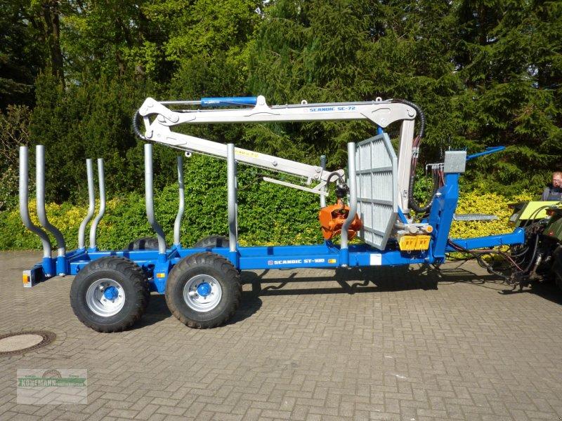 Rückewagen & Rückeanhänger des Typs Scandic ST 10D, Neumaschine in Neuenkirchen (Bild 1)
