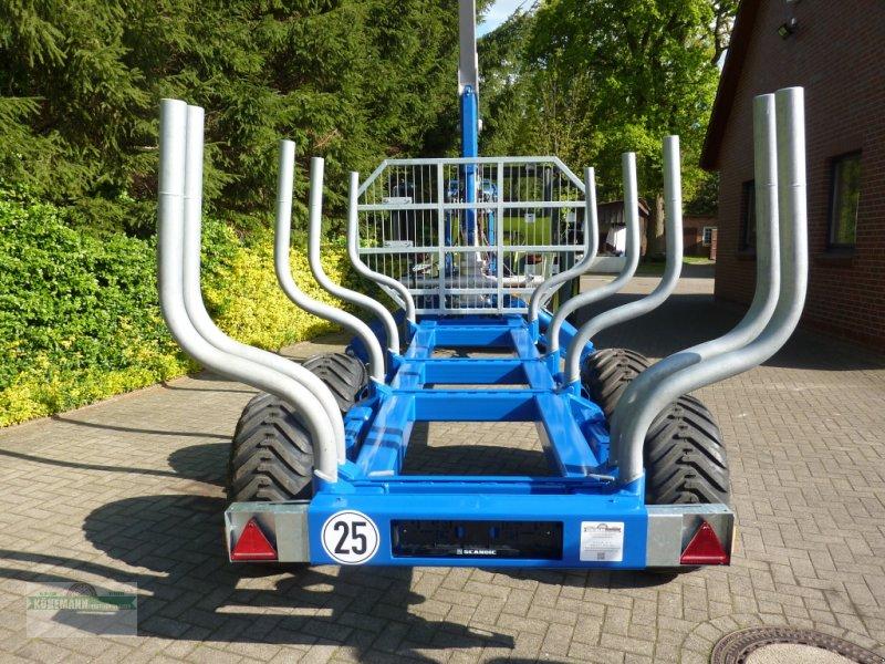 Rückewagen & Rückeanhänger des Typs Scandic ST 10D, Neumaschine in Neuenkirchen (Bild 2)