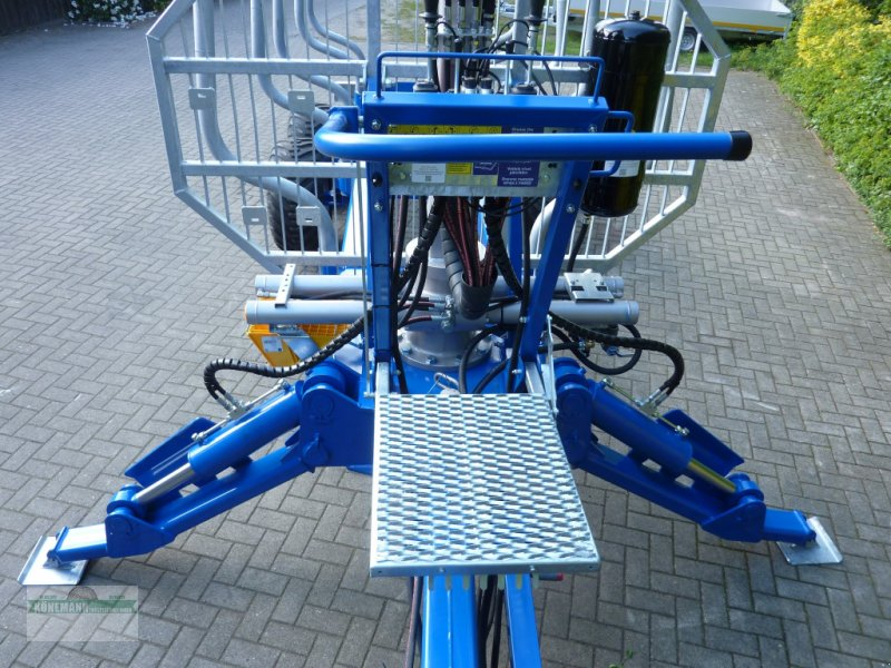 Rückewagen & Rückeanhänger des Typs Scandic ST 10D, Neumaschine in Neuenkirchen (Bild 5)