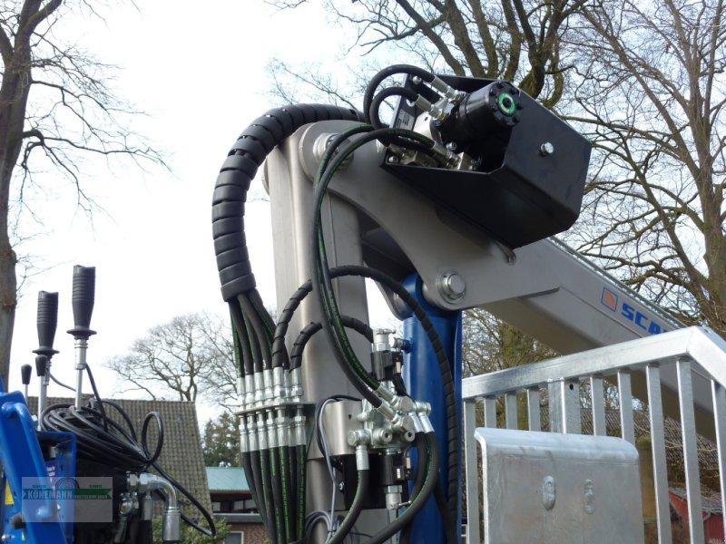 Rückewagen & Rückeanhänger des Typs Scandic ST 10D, Neumaschine in Neuenkirchen (Bild 9)