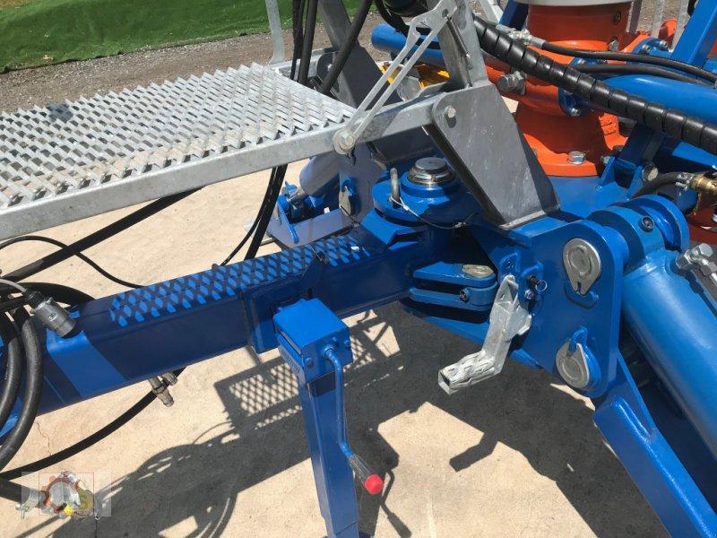 Rückewagen & Rückeanhänger des Typs Scandic ST-10S 13t 7,9m 550kg Kran Druckluft sofort Verfügbar, Neumaschine in Tiefenbach (Bild 19)