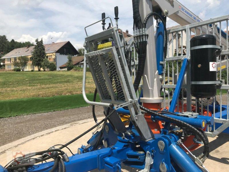 Rückewagen & Rückeanhänger des Typs Scandic ST-10S 13t 7,9m Kran 550kg Hubkraft Druckluft, Neumaschine in Tiefenbach (Bild 10)