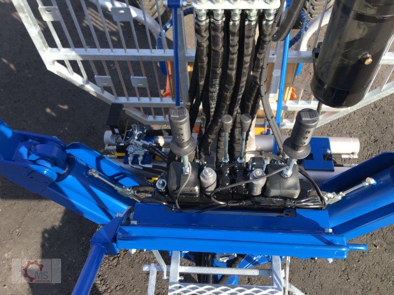 Rückewagen & Rückeanhänger des Typs Scandic ST-10S 13t 7,9m Kran 850kg Hubkraft Druckluft Seilwinde, Neumaschine in Tiefenbach (Bild 11)