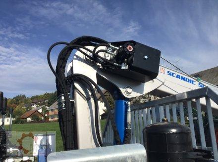 Rückewagen & Rückeanhänger des Typs Scandic ST-10S 13t 7,9m Kran 850kg Hubkraft Druckluft Seilwinde, Neumaschine in Tiefenbach (Bild 13)