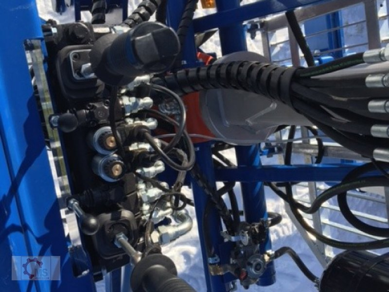 Rückewagen & Rückeanhänger des Typs Scandic ST-10S 13t 7,9m Kran Druckluft Winde 40% Förderung, Neumaschine in Tiefenbach (Bild 16)