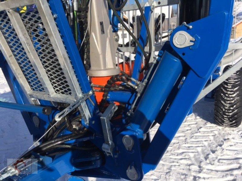 Rückewagen & Rückeanhänger des Typs Scandic ST-10S 13t 7,9m Kran Druckluft Winde, Neumaschine in Tiefenbach (Bild 18)