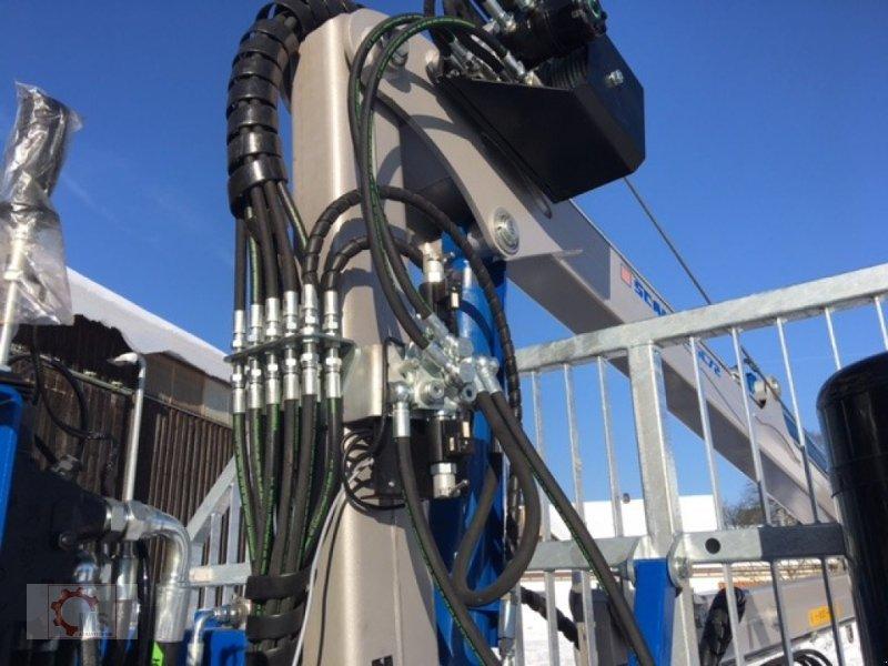 Rückewagen & Rückeanhänger des Typs Scandic ST-10S 13t 7,9m Kran Druckluft Winde, Neumaschine in Tiefenbach (Bild 19)