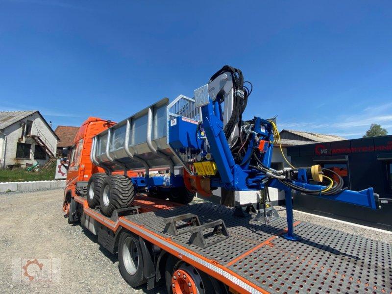 Rückewagen & Rückeanhänger des Typs Scandic ST-10S 13t 9m 750kg Kran Druckluft Seilwinde Radantrieb, Neumaschine in Tiefenbach (Bild 1)