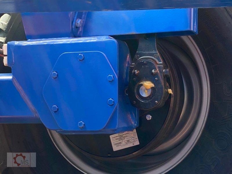Rückewagen & Rückeanhänger des Typs Scandic ST-10S 13t 9m 750kg Kran Druckluft Seilwinde Radantrieb, Neumaschine in Tiefenbach (Bild 7)
