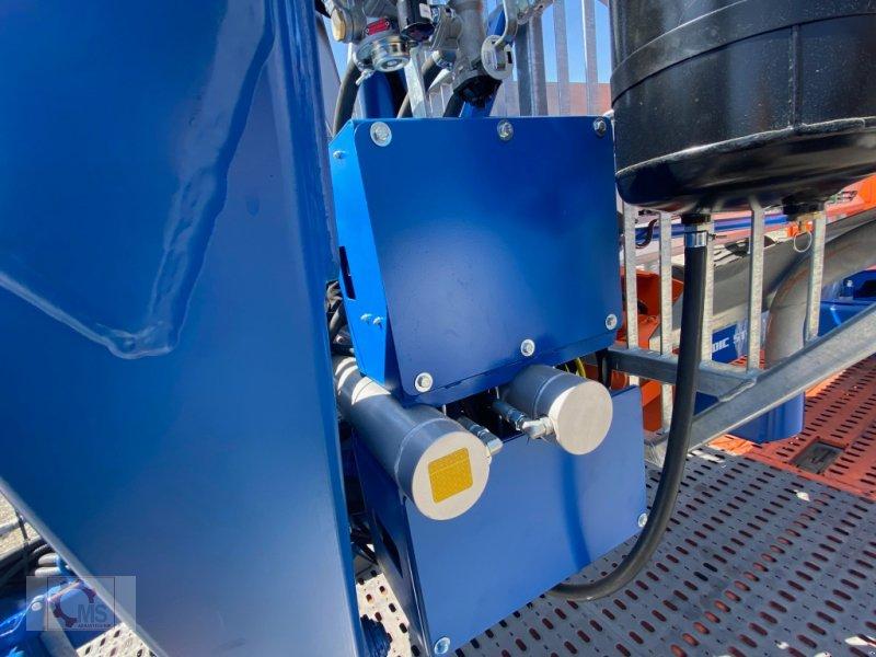 Rückewagen & Rückeanhänger des Typs Scandic ST-10S 13t 9m 750kg Kran Druckluft Seilwinde Radantrieb, Neumaschine in Tiefenbach (Bild 9)