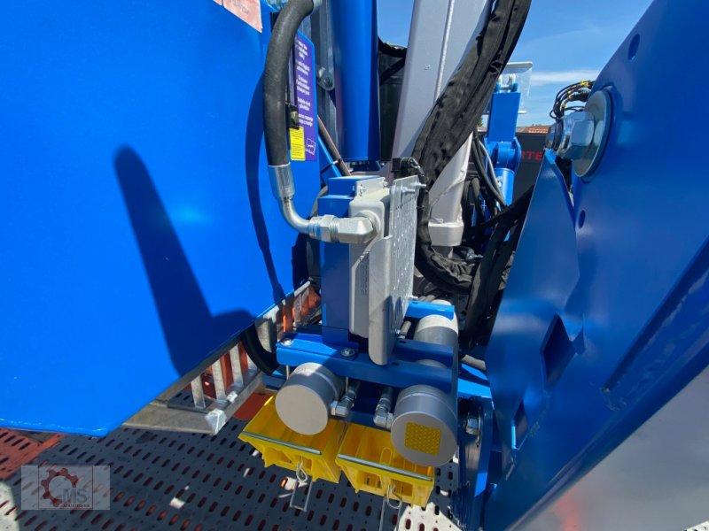 Rückewagen & Rückeanhänger des Typs Scandic ST-10S 13t 9m 750kg Kran Druckluft Seilwinde Radantrieb, Neumaschine in Tiefenbach (Bild 10)