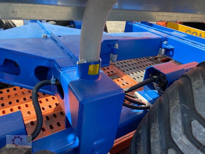 Rückewagen & Rückeanhänger des Typs Scandic ST-10S 13t 9m 750kg Kran Druckluft Seilwinde Radantrieb, Neumaschine in Tiefenbach (Bild 11)