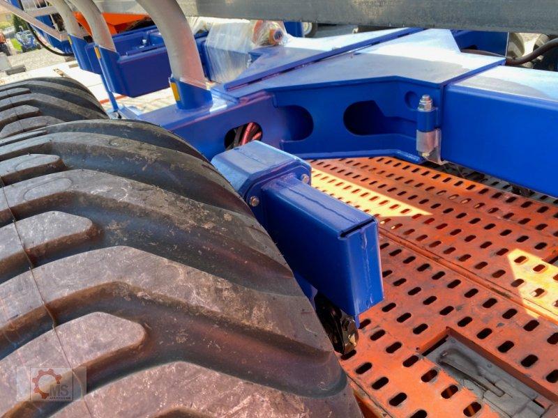Rückewagen & Rückeanhänger des Typs Scandic ST-10S 13t 9m 750kg Kran Druckluft Seilwinde Radantrieb, Neumaschine in Tiefenbach (Bild 13)