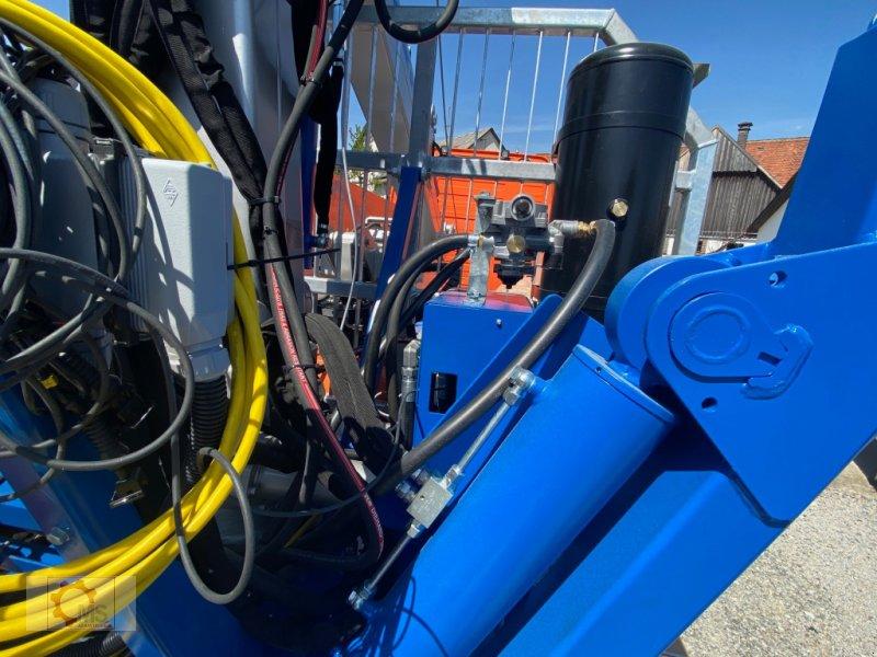 Rückewagen & Rückeanhänger des Typs Scandic ST-10S 13t 9m 750kg Kran Druckluft Seilwinde Radantrieb, Neumaschine in Tiefenbach (Bild 14)