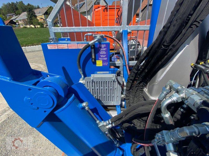 Rückewagen & Rückeanhänger des Typs Scandic ST-10S 13t 9m 750kg Kran Druckluft Seilwinde Radantrieb, Neumaschine in Tiefenbach (Bild 15)