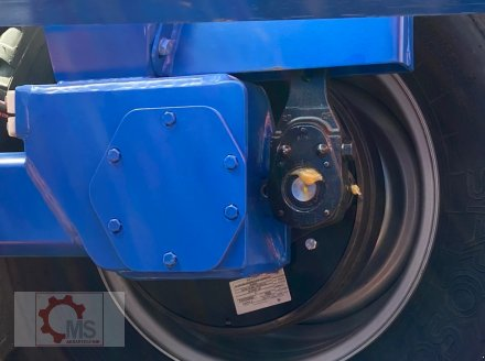 Rückewagen & Rückeanhänger des Typs Scandic ST-10S 13t 9m Kran 750kg Hubkraft Druckluft Seilwinde Radantrieb, Neumaschine in Tiefenbach (Bild 7)