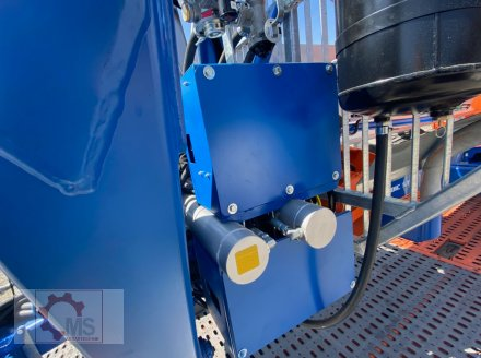 Rückewagen & Rückeanhänger des Typs Scandic ST-10S 13t 9m Kran 750kg Hubkraft Druckluft Seilwinde Radantrieb, Neumaschine in Tiefenbach (Bild 10)