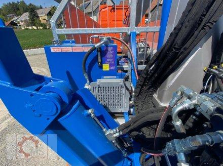 Rückewagen & Rückeanhänger des Typs Scandic ST-10S 13t 9m Kran 750kg Hubkraft Druckluft Seilwinde Radantrieb, Neumaschine in Tiefenbach (Bild 15)