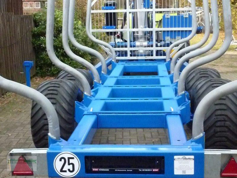 Rückewagen & Rückeanhänger des Typs Scandic ST 12 D, Neumaschine in Neuenkirchen (Bild 3)