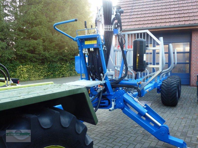 Rückewagen & Rückeanhänger des Typs Scandic ST 12 D, Neumaschine in Neuenkirchen (Bild 7)