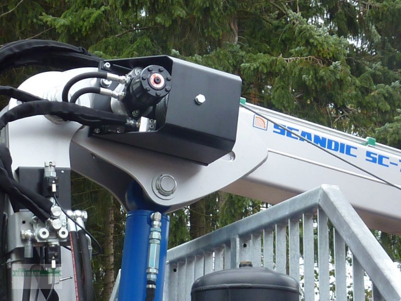 Rückewagen & Rückeanhänger des Typs Scandic ST 12 D, Neumaschine in Neuenkirchen (Bild 8)