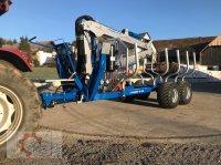Scandic ST-12D 16t 9m 750kg Kran Druckluft Funkfernsteuerung Lesnícke približovacie vozy a prívesy