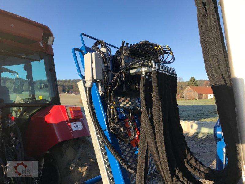 Rückewagen & Rückeanhänger des Typs Scandic ST-12D 16t 9m 750kg Kran Druckluft Funkfernsteuerung, Neumaschine in Tiefenbach (Bild 9)