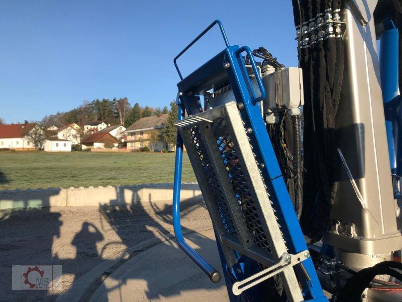 Rückewagen & Rückeanhänger des Typs Scandic ST-12D 16t 9m 750kg Kran Druckluft Funkfernsteuerung, Neumaschine in Tiefenbach (Bild 13)