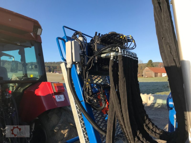 Rückewagen & Rückeanhänger des Typs Scandic ST-12D 16t 9m 750kg Kran Druckluft Funkfernsteuerung, Neumaschine in Tiefenbach (Bild 7)