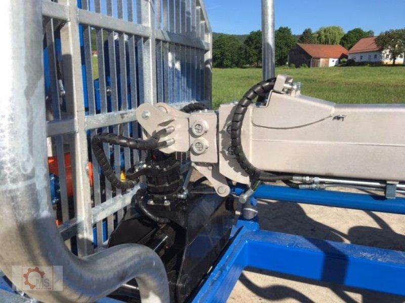 Rückewagen & Rückeanhänger des Typs Scandic ST-12D 16t 9m 750kg Kran Druckluft Seilwinde, Neumaschine in Tiefenbach (Bild 5)